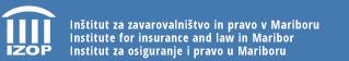Inštitut za zavarovalništvo in pravo v Mariboru